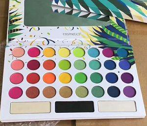 BIZE ALIN BREZILYA göz farı 35 renkler paletleri Yeni Varış Kozmetik makyaj 35 renkler göz farı Paleti Güzellik Mat ücretsiz kargo