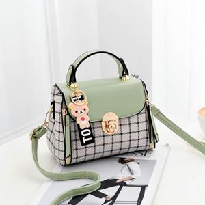 Марка женская сумка Фабрика Outlet 2018 новый горячий тотализатор Европейский и американский мода сумка дизайнер сумка