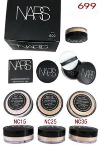 Nuevo Maquillaje Polvo Suelto Polvo Facial de Larga Duración translúcido 10G Envío gratis 1 unids / lote