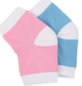 50pairs Gel Heel Socks Moisturing Spa Soft Silicone Socks Women Men Gel Pad Feet Care Cracked Foot Dry Hard Skin Protector