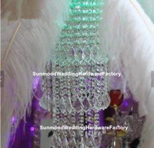 زفاف الديكور زهرة تقف أعمدة الممر الوقوف مخطط ديكور