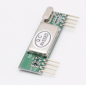 2 pz / lotto RXB6 433 Mhz SuperHeterodyne Wireless Receiver Module Nuovo Originale con Alta Qualità di Trasporto Veloce Wireless Board