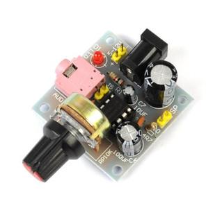 Frete grátis! 1 pc LM386 Super MINI LM386 Amplificador Board 3 V-12 V Amplificador De Potência para Placa Amplificadora Arduino