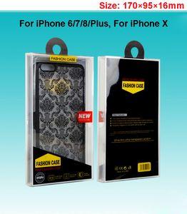 التعبئة والتغليف البلاستيكية التجزئة حزمة مربع التعبئة والتغليف للهاتف الخليوي محفظة جلدية حالة الغطاء الخلفي لسامسونج S 5 4 3 Note 2 iPhone 6 4.7