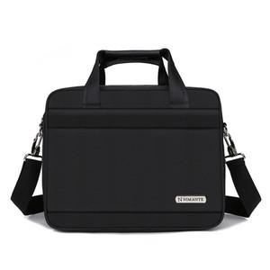 Новый бизнес портфель сумка для ноутбука Оксфорд ткань многофункциональный водонепроницаемый сумки бизнес портфели человек плечо дорожные сумки