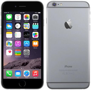 """Desbloqueado original da apple iphone 6 iphone 6 plus sem telefone de impressão digital 4.7 """"5.5 '' 1 GB de RAM 16 GB / 64 GB / 128 GB ROM IOS remodelado celular"""