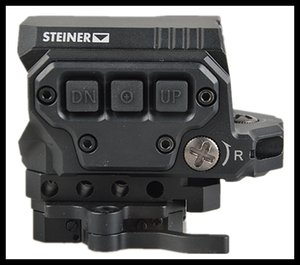 R1X Reflex Red Dot Sight Optical Visão Âmbito com função de IR para AR Rifle