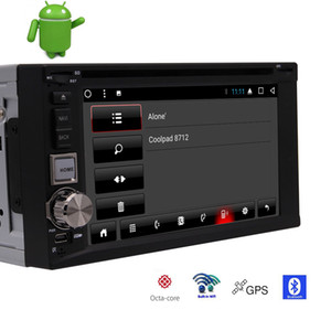 EinCar Audio Double 2 Din Bluetooth Navigation / GPS Map Car DVD Player AM / FM Car Stereo 6.2 '' Digital Monitor Wifi / 1080P Mirror