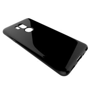 1.3mm 딱딱한 안티 노크 소프트 TPU 수정 같은 명확한 전화 상자는 덮개를 보호한다 Huawei를위한 Shockproof 상자는 8 명예 7C Nova 2 Lite LG G7를 즐기십시오