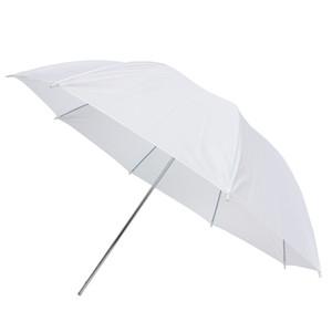 """Lightdow 2pcs / lot 33 """"pouces 83cm Photo Studio Flash Diffuseur blanc translucide Parapluie souple pour l'éclairage de lampe de Studio Flash"""