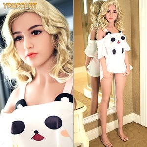 YRMCOLOT Real Silicone Sex Dolls Adult Japanese Love Toy Lifelike Anime Oral Vagina Love Dolls Full Pussy Big Breast for Man Doll
