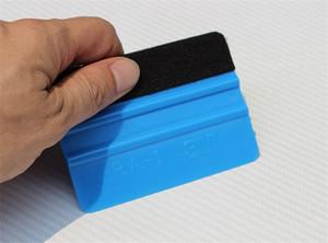 ferramentas rodo Decalques 3M Felt decalques Borda etiqueta pa-1 folha de vinil rodo Car Enrole Aplicador carro Ferramentas de vinil ferramentas embalar filme