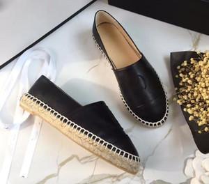 2019 vendita calda appartamenti di alta qualità scarpe donna scarpe casual in pelle di marca scarpe da pescatore taglia 35-42 donna migliore regalo