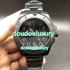 Tous les magasins de mode noirs Wristwatch fashion hommes pas cher montres en acier inoxydable d'affaires automatique de sport regarder livraison gratuite