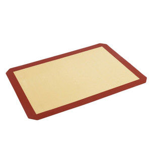 Силиконовый коврик для выпечки - Антипригарный силиконовый вкладыш для выпечки сковородок-Макарун/кондитерские изделия / печенье/булочка / Хлебопечение