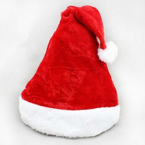 2018 New Classic Star Christmas Hat Adult Christmas Costume Long Hair Christmas Hat