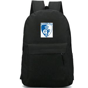 Grenoble backpack foot 38 day pack GF school bag football club packsack team team rucksack sport schoolbag outdoor daypack