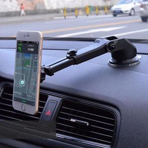 Soporte magnético 2 in1 Soporte para teléfono Soporte para coche para iphone para Samsung para Xiaomi Todos los teléfonos móviles