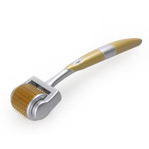 التعامل مع OEM192 التيتانيوم ديرما بكرات إبر الفولاذ المقاوم للصدأ حب الشباب ندبة إزالة ZGTS 0.2-3.0mm ديرما الرول مع CE