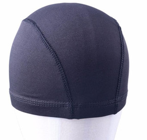 6pcs Glueless Hair Net Wig Liner Cheap Wig Caps For Making Wigs Spandex Net Elastic Dome Wig Cap
