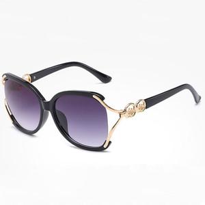 Occhiali da sole per le donne Moda Occhiali da sole oversize Donna Luxury Sun Glases Occhiali da sole vintage Donna Trendy Occhiali da sole designer da donna 9C8J34