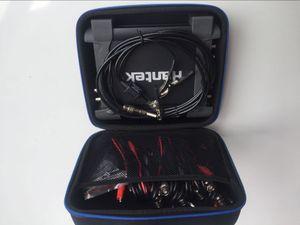 USB 2PCS 60MHz PROBE + Hantek 1008C 8CH USB Oscilloscope Professional Hantek 1008C Automotive Diagnostic Oscilloscope Envío gratis