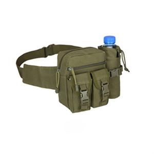 Tactical Nylon Sac En Plein Air Étanche Taille Sacs Pack Randonnée Pêche Sport Chasse Sacs À Dos Haute Qualité 17 5ly Ww