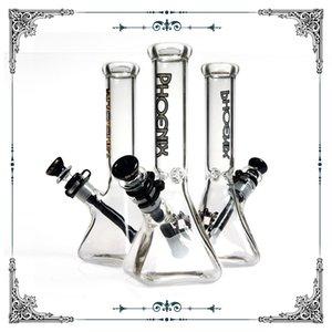 Феникс квадратное основание стекла бонг кальянокурения кальян пьянящий стеклянные трубы бонги с Ice пропастью отражетеля СОТа съемная чаша дешевые бонг