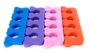 Atacado Toe Separators New arrival preço de venda quente Dedo Do Pé Macio Separador Nail Art Pedicure Ferramentas frete grátis