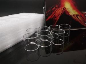Clear Glass Tube for TFV8 Baby V2 TFV12 Baby Big Baby Prince Stick Prince V8 X8 AIO Starter Kit