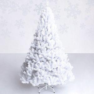 150 cm árvore de natal branco artificial enfeites de árvore de natal decorações para casa enfeites frete grátis