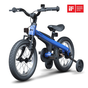 Xiaomi Mijia 14 16 Inch Kids Bike For Boys Aluminium Alloy With Dual Brakes System Adjustable Saddle