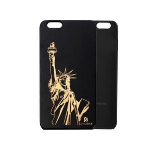 2019 Hot Custom Customs Disegni Spray nero Nautral Wood Phone Case per iPhone 6 7 8 Plus X XR XS Max