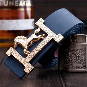Ceintures de créateurs de haute qualité hommes Jeans ceintures Cummerbund ceintures Pour hommes Femmes Boucle métallique