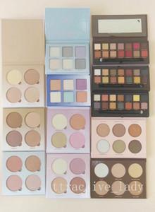 새로운 고품질 메이크업 슈퍼 아름다움을 강조 팔레트 4colors의 6colors 11styles 강조 팔레트 무료 배송