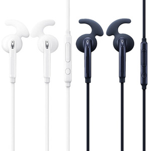 earphone Best Quality 3.5mm In Ear Headset With Mic Volume Control Earphones For Samsung s6 S7 S7 edge Galaxy Headphone With Retail Box
