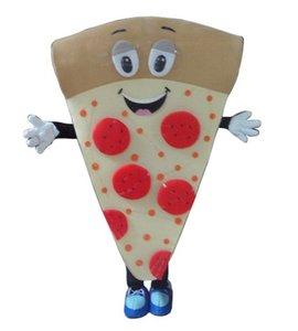 Factory Outlet EVA Matériel Pizza Costumes de mascotte Cartoon Apparel Fête d'anniversaire Masquerade WS993