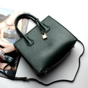 2018 новый стиль женщины handsbag кожаные сумки Сумки на ремне сумки твердые сумки