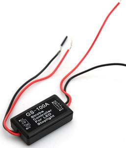 GS-100A Flash Strobe Controller pour LED Clignotant Arrière Frein Stop Lampe de voiture Accessoires de voiture pour moto