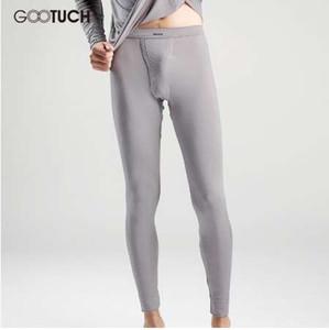 Erkek Termal İç Giyim Kış Modal Uzun Johns 4XL 5XL 6XL Tayt Isınma Pijama Pantolon 2443 Gootuch
