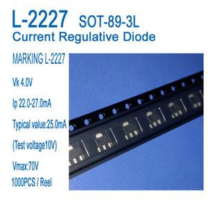 CRD, 현재 규정하는 다이오드 L-2227 LED 형광등, LED 전구의 빛 SOT-89-3L 출원 LED 작은 전력 제품