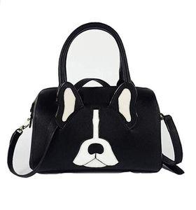 French Bulldog Purse And Handbags Antoine Tote Bag Satchel Shoulder Crossbody Purse Fashion Spade Bags For Women 2020