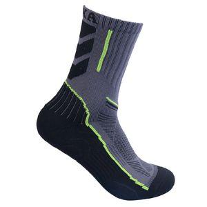 3 Pair  Lot Men Brand High -Top Socks Male Socks Quick Dry Breathable Absorb Sweat Antibacterial Summer Winter Socks 4 Season Wholesale