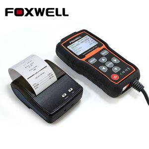 Hohe qualität 12-24 V Batterie Tester BT705 24 volt Batterie Tester Ladesystem Analyzer mit 7,8ft / 2,4 mt Tester Kabel
