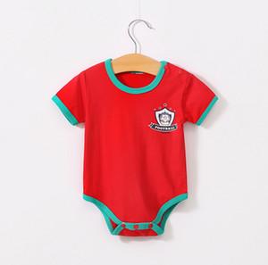 Baby Rompers World Cup Baby Tute unisex Abbigliamento bambino di alta qualità