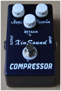 Son Vintage CS-50 Dyna Compressor Sustainer Punchy Attack Qualité Créer True Bypass par XinSound