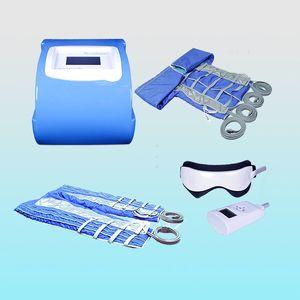 24 adet Hava basıncı pressoterapi masaj lenfatik zayıflama makinesi selülit Azaltma pressotherapy lenf drenaj makinesi Vücut Masajı