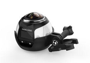 V1 4K VR 360도 액션 카메라 와이파이 미니 2448 * 2448 16MP 울트라 HD 파노라마 카메라 3D 방수 VR 카메라
