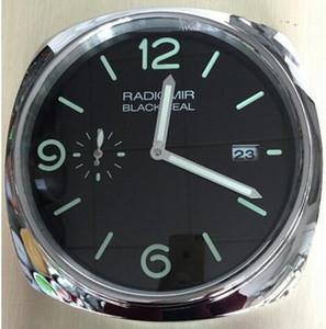 Top deisgn! relógio relógio de parede de forma de relógio de parede com data para o varejo com logotipos