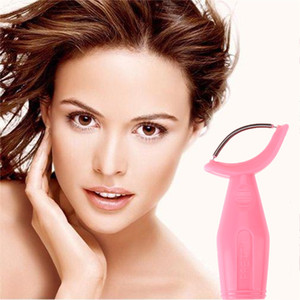 Facial Face Hair Remover Razor Depiladora Tweezer Roller Mujeres Face Health Epilator Smooth Bend Face Hair Removal